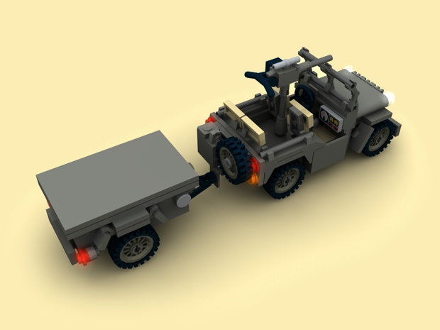 lego army jeep instructions