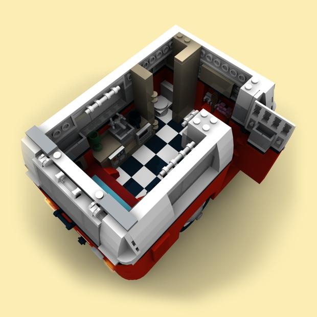 custom pdf bauanleitung wohnwagen 1achser anh nger f r. Black Bedroom Furniture Sets. Home Design Ideas