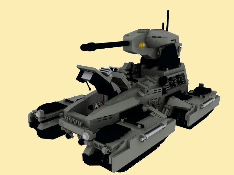 lego halo scorpion tank instructions