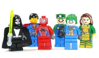 Lego Custom Noch Nie Dagewesene Figuren Und Modelle Markenwelt
