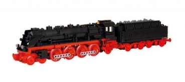 BlueBrixx Train Steam Locomotive with tender BR 08  E44  916  parts