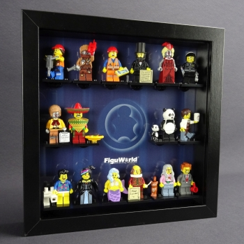 Ribba frame 25 x 25 for figurine in black - Markenwelt Voegele