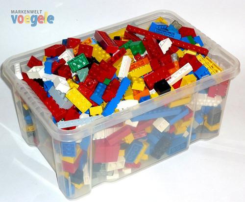 1 kg lego basic steine ca 500 steine in einer tollen mischung markenwelt voegele. Black Bedroom Furniture Sets. Home Design Ideas