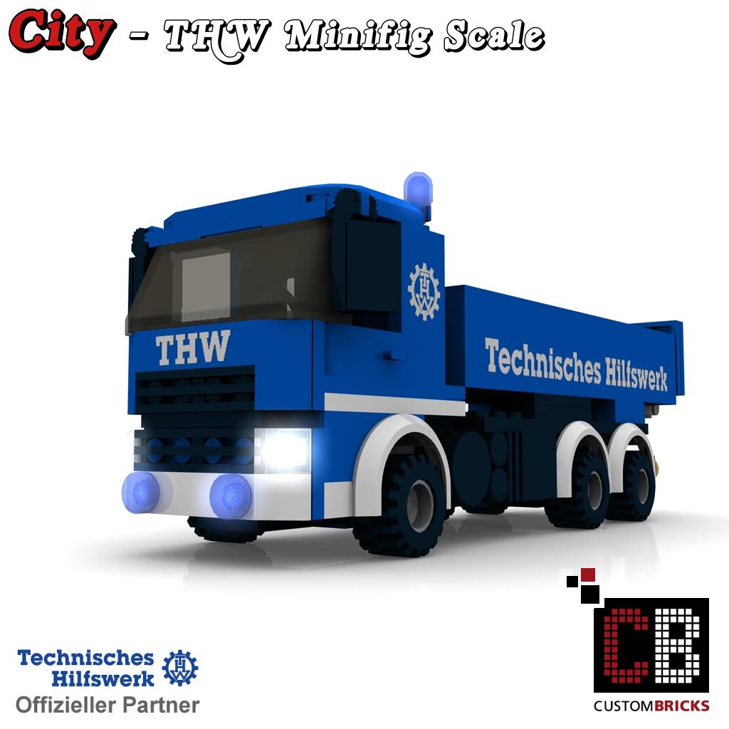 Custom THW Modell Bauanleitung