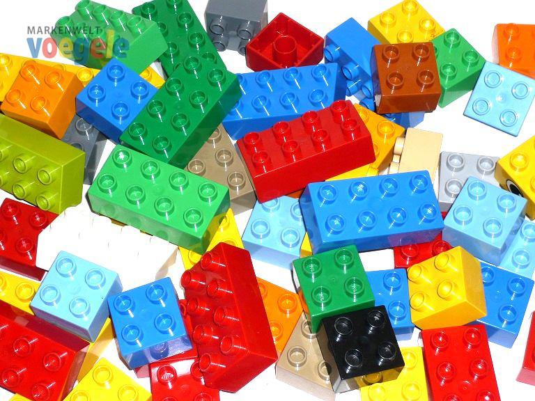 60 lego duplo steine markenwelt voegele. Black Bedroom Furniture Sets. Home Design Ideas