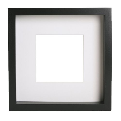 Ribba frame 25 x 25 for figurine in black - Markenwelt Voegele