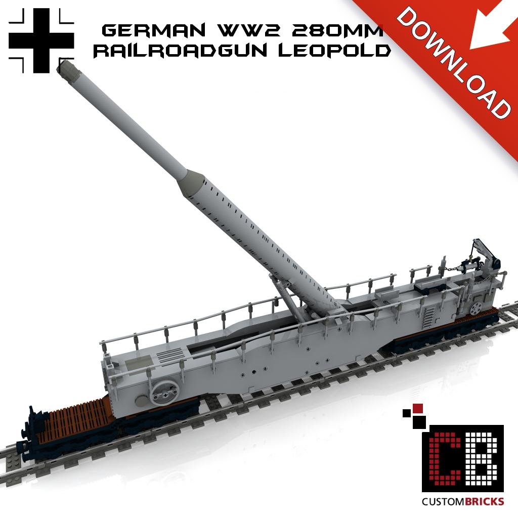 Custom Instruction For German Railgun Leopold Markenwelt Voegele