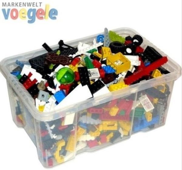 1 kg of lego about 700 parts markenwelt voegele. Black Bedroom Furniture Sets. Home Design Ideas