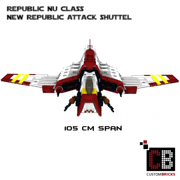 Custom instruction NRAS - Nu Republic Attack Shuttel