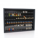 ClickCase size XL with 102 figures holder Anthrazit / black