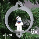XmasHanger Bundle 6x size XL