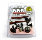 Brickarms WW1 Battle Pack für LEGO® Figuren