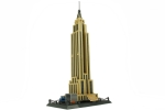 Wange Empire State Building New York 27 cm long 18 cm wide and 49 cm high