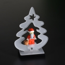 "XmasHolder ""Christmas tree"" Collection showcase for 1 LEGO® minifig"